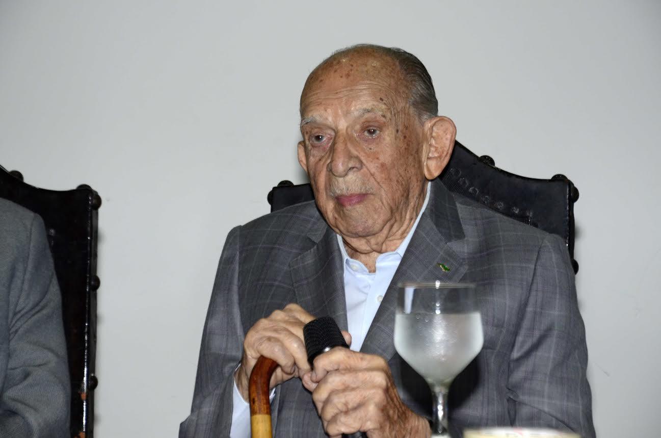 Nota de Falecimento – Vice Almirante Helio Leoncio Martins
