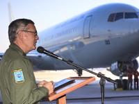 Brigadeiro Rossato ressaltou que a FAB precisava de uma aeronave que suprisse necessidades de transporte estratégico
