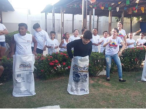 Abrigo do Marinheiro de Natal promove colônia de férias