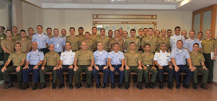 Defesa realiza estágio preparatório para militares do 25° CONTBRAS