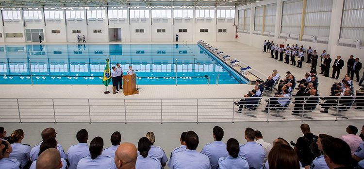 A parceria com as Forças Armadas é fundamental para o desenvolvimento do esporte no país e deve que ser aprofundada para os próximos ciclos olímpico