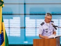 A solenidade realizada na Unifa contou com a presença do Comandante da Aeronáutica, tenente-brigadeiro do ar Nivaldo Rossato e autoridades do Comitê Organizador