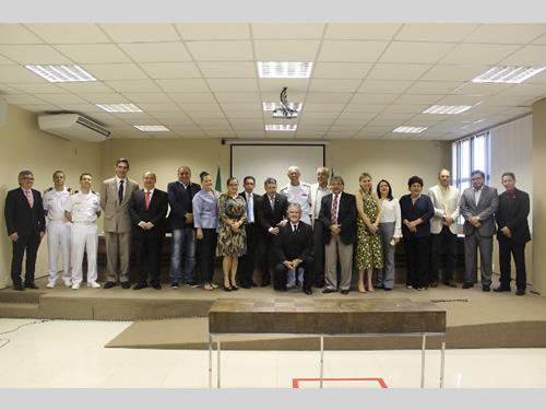 "Comando do 4ºDN firma convênio para o programa ""Rios da Cidadania"""