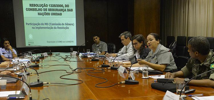 Comissão de Gênero avança na luta contra o preconceito
