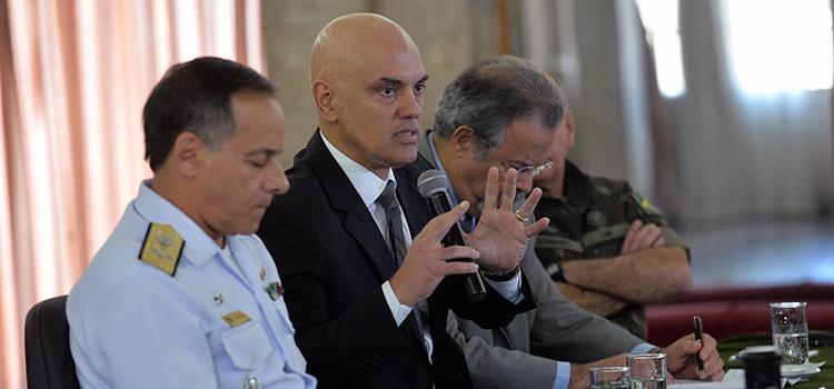 Defesa atuará com 41 mil militares nos Jogos Olímpicos e Paralímpicos Rio 2016