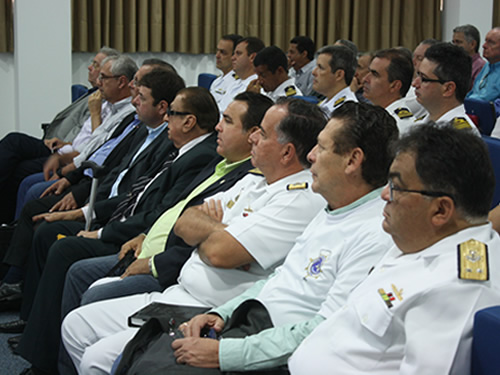 Comando do 3º Distrito Naval realiza encontro regional da Soamar
