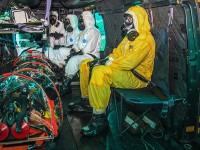 C-105 Amazonas será um dos responsáveis pela evacuação aérea em caso de ameaças QBRN