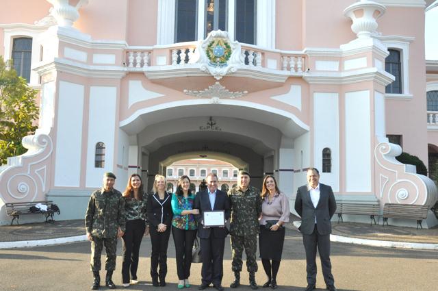 Escola Preparatória de Cadetes do Exército no Roteiro Turístico de Campinas