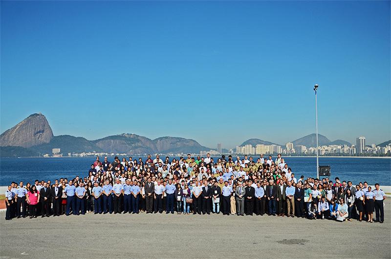 Escola Naval sedia XIII Congresso Acadêmico sobre Defesa Nacional