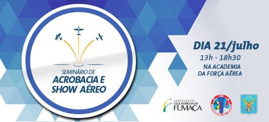 Seminário de Acrobacia e Show Aéreo será realizado em Pirassununga