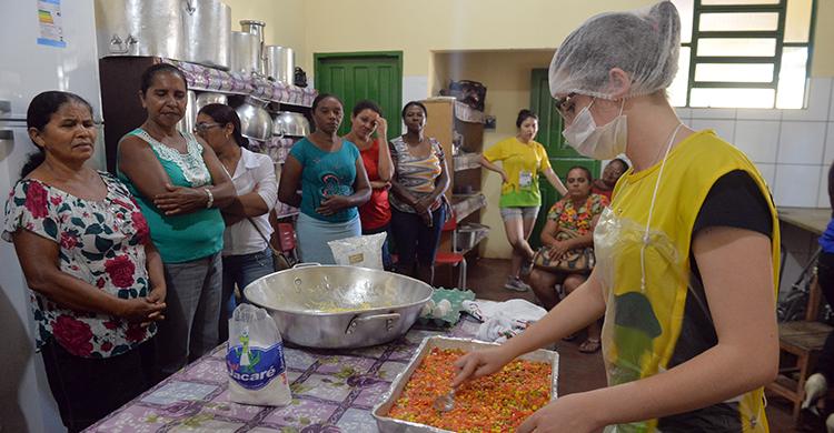 Projeto Rondon inicia Operação no Espírito Santo