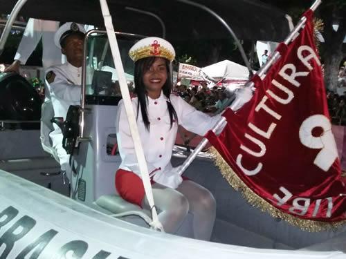 Agência Fluvial de Bom Jesus da Lapa representa a Marinha do Brasil na cidade de Barra (BA)
