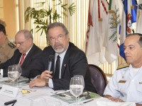 O ministro ressaltou a importância do Plano Estratégico de Segurança Integrada