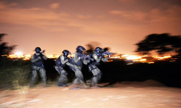 Marinha, Exército e Aeronáutica irão atuar com cerca de 41 mil militares durante os Jogos Olímpicos e Paralímpicos Rio 2016