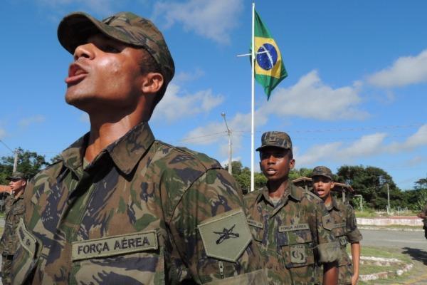 No Nordeste e Sudeste, FAB forma novos soldados
