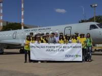 Rondonistas embarcam para promover ações de cidadania em municípios com baixo Índice de Desenvolvimento Humano
