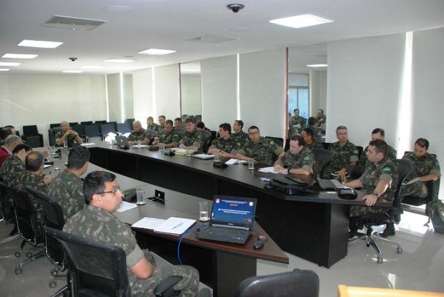 1ª Reunião de Planejamento Estratégico de Comunicações, Guerra Eletrônica e Guerra Cibernética