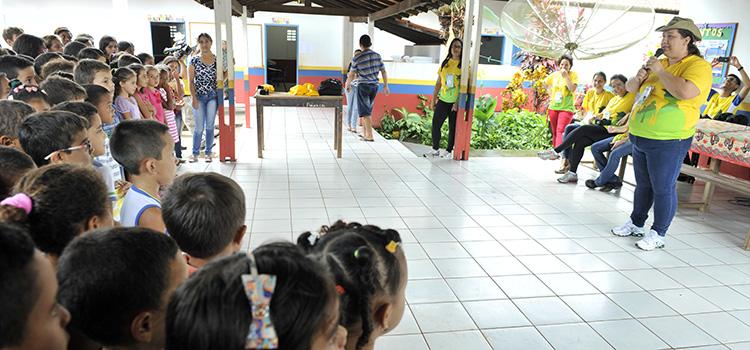 Desde 2005, o Projeto Rondon já beneficiou cerca de 2 milhões de pessoas em 1106 municípios brasileiros