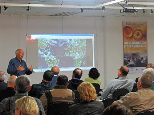 Soamar-SP realiza curso de meteorologia e oceanografia em São Paulo