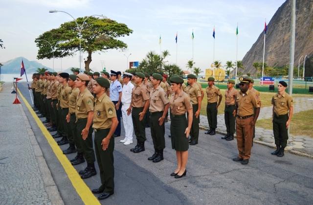 EsEFEx forma a primeira monitora de Educação Física do Exército