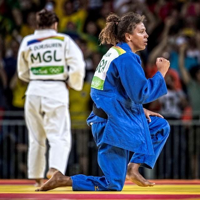 Atleta da Marinha conquista medalha de ouro no Judô