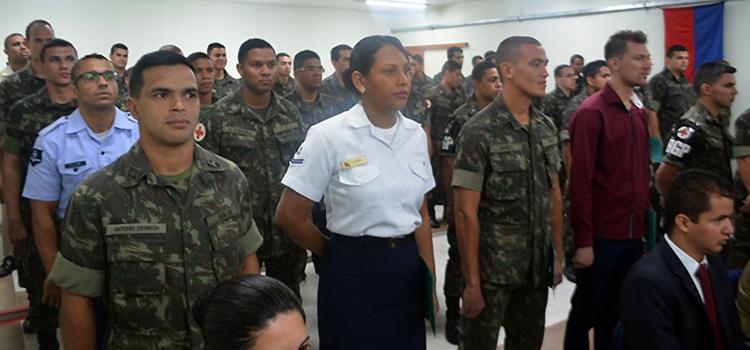 O projeto Soldado-Cidadão foi inserido no Programa de Assistência e Cooperação das Forças Armadas à Sociedade Civil