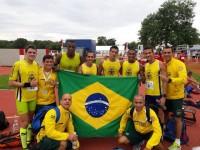 Brasil volta ao topo do Mundial de Pentatlo 4