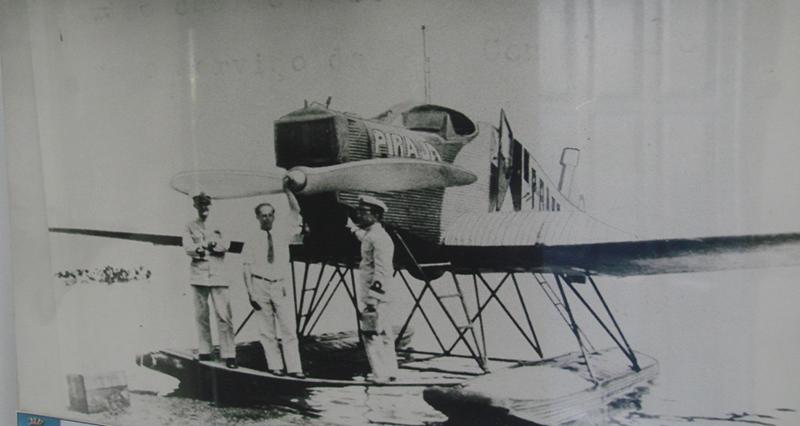 Marinha comemora o Centenário da Aviação Naval