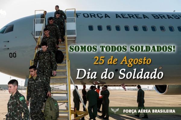 DIA DO SOLDADO FAB 1
