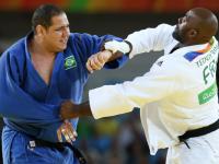 O judoca brasileiro, conhecido como Baby, deu ao Brasil a quarta medalha olímpica dos Jogos Rio 2016
