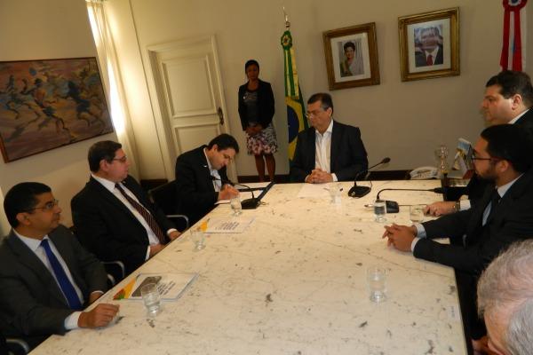 ITA e Universidade Estadual do Maranhão assinam termo de cooperação