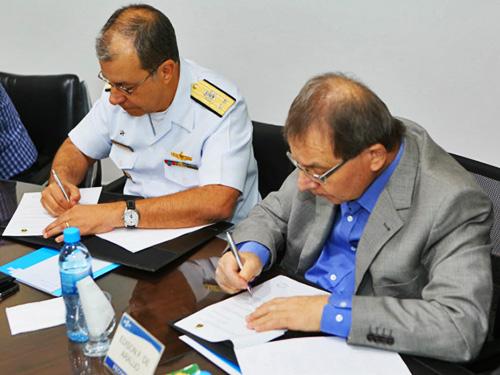 Marinha e Sebrae firmam acordo para estimular pequenos negócios