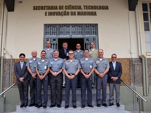 Marinha realiza encontro de Instituições Científicas, Tecnológicas e de Inovação