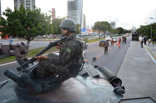 O emprego de tropas 2