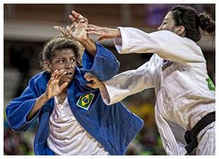 É ouro! Atleta da Marinha faz história e é campeã dos Jogos Olímpicos Rio 2016