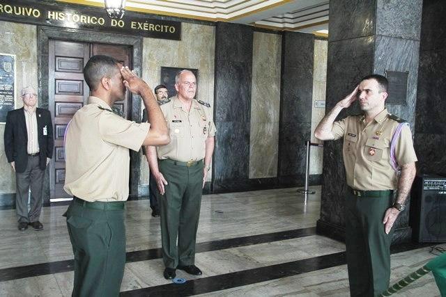 Passagem da função de Adjunto de Comando do DECEx
