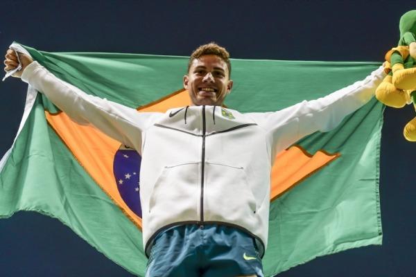 Recordista olímpico, atleta da FAB é premiado nesta terça-feira (16)