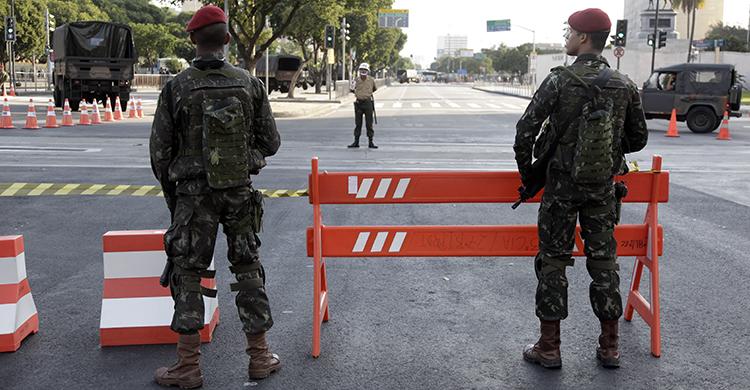 Rio 2016: Temer amplia atuação das Forças Armadas no Rio de Janeiro