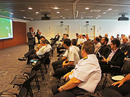 SecCTM promove o II Workshop de Ciência, Tecnologia e Inovação Marinha do Brasil/Petrobras