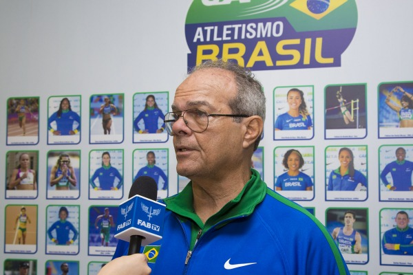 Time Brasil de atletismo 2