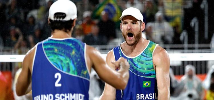 Rio 2016: mais um ouro nas areias de Copacabana