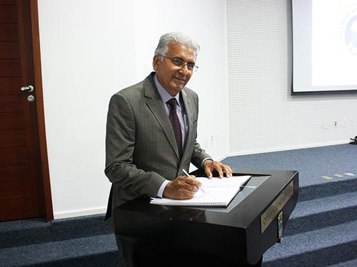 Paulo César assume a presidência da Soamar-Natal para biênio 2016-2018