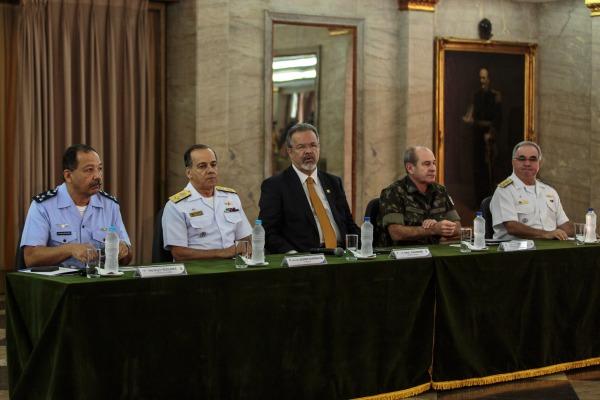 Ministro da Defesa faz balanço das ações da Forças Armadas nos Jogos Olímpicos e Paralímpico