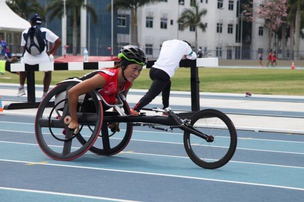 Atletismo treina nas áres da CDA