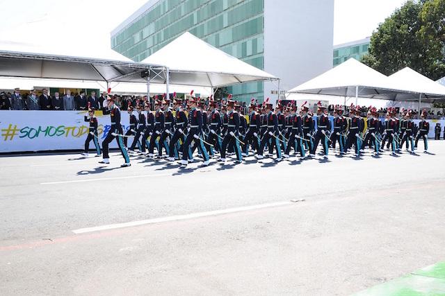 Comemoração do Dia da Pátria em Brasília