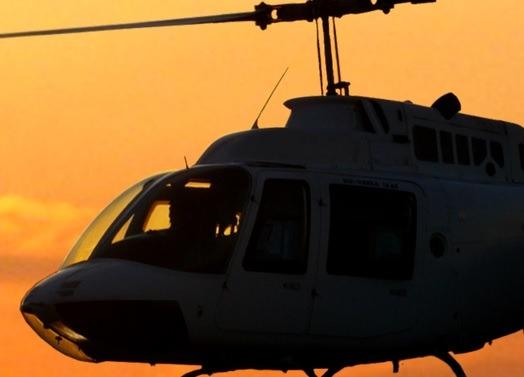 Evento debate operação de helicópteros em São Paulo