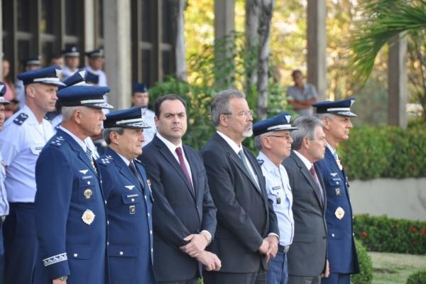 Em PE, cerimônia marca transmissão de cargo do Segundo Comando Aéreo Regional