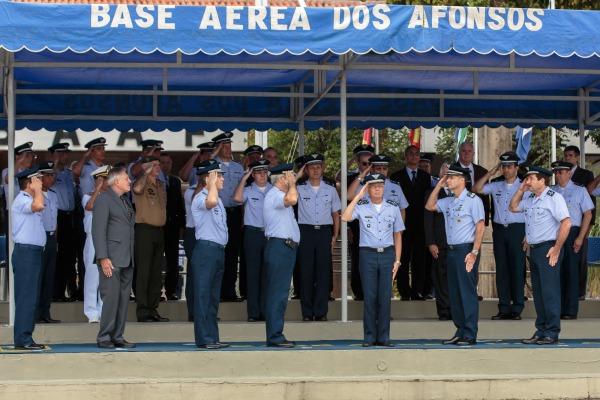 Solenidade reverencia memória do Patrono da Força Aérea