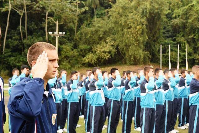 XLVIII NAE reúne atletas de Escolas Militares das Forças Armadas em competição nacional