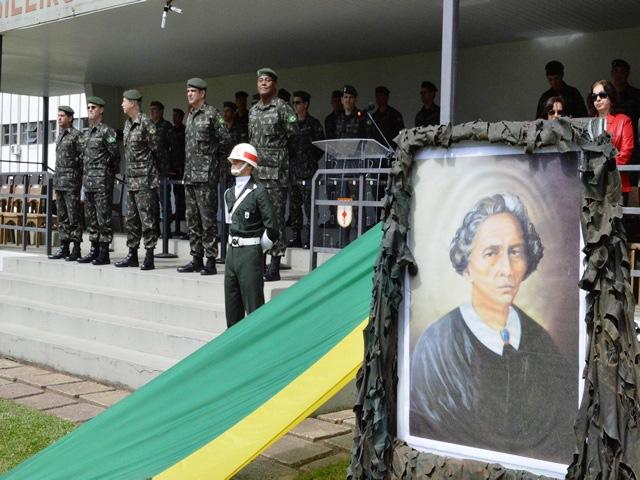 Exército institui Dona Rosa da Fonseca como a Patrona da Família Militar